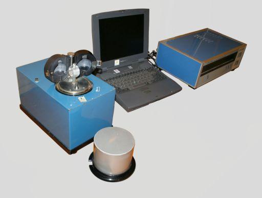 Magnétomètre spinner, AGICO, 1975-2000, vue générale, © UM